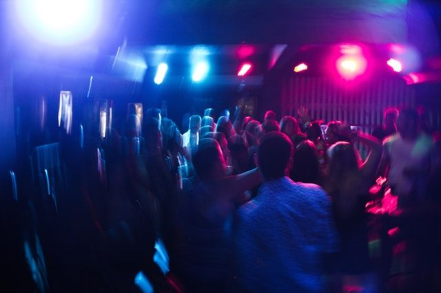 What is club dance music?